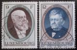 Poštovní známky Lucembursko 1990 Premiéři Mi# 1245-46
