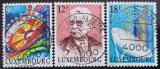 Poštovní známky Lucembursko 1990 Výročí Mi# 1240-42