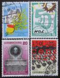 Poštovní známky Lucembursko 1998 Výročí Mi# 1442-45