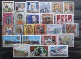 Poštovní známky Rakousko 1994 Ročník nekompl. Kat 26.60€