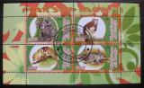 Poštovní známky Kongo 2010 Vačnatci II