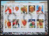 Poštovní známky Pobřeží Slonoviny 2012 Papež Jan Pavel II