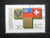 Poštovní známka Lichtenštejnsko 1969 Telegraf Mi# 517