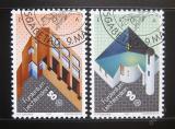 Poštovní známky Lichtenštejnsko 1987 Evropa CEPT Mi# 916-17
