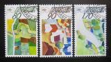 Poštovní známky Lichtenštejnsko 1988 Životní prostředí Mi# 939-41