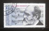Poštovní známka Lichtenštejnsko 1989 J.G.Rheinberger Mi# 963