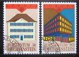 Poštovní známky Lichtenštejnsko 1990 Evropa CEPT Mi# 984-85