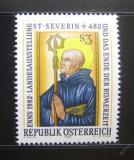 Poštovní známka Rakousko 1982 Svatý Severin Mi# 1699