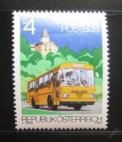 Poštovní známka Rakousko 1982 Autobusová doprava Mi# 1714