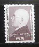Poštovní známka Rakousko 1982 Ignaz Seipel, státník Mi# 1712