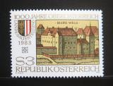 Poštovní známka Rakousko 1983 Hrad Wells Mi# 1736