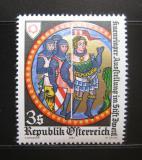 Poštovní známka Rakousko 1981 Výstava Kuenringer, Zwettl Mi# 1670