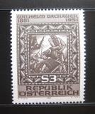 Poštovní známka Rakousko 1981 Umění, Wilhelm Dachauer Mi# 1666