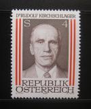 Poštovní známka Rakousko 1980 Rudolph Kirchschlager Mi# 1635