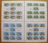 Poštovní známky Kiribati 1980 Výstava London Mi# 349-52 Kat 23€