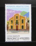 Poštovní známka Andorra Šp. 2001 Casa Palau Mi# 281