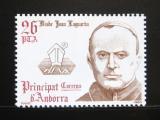 Poštovní známka Andorra Šp. 1983 Biskup Fenollera Mi# 172