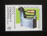 Poštovní známka Andorra Šp. 1996 Den muzejí Mi# 249