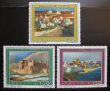 Poštovní známky Itálie 1976 Turistické zajímavosti Mi# 1527-29
