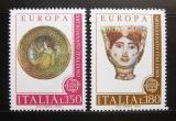 Poštovní známky Itálie 1976 Evropa CEPT Mi# 1530-31