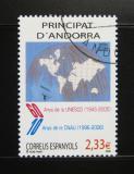 Poštovní známka Andorra Šp. 2006 UNESCO Mi# 336
