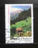 Poštovní známka Andorra Šp. 2008 Údolí Comapedrosa Mi# 354