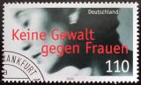 Poštovní známka Německo 2000 Prevence násilí Mi# 2093