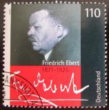 Poštovní známka Německo 2000 Prezident Friedrich Ebert Mi# 2101