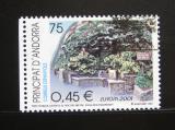 Poštovní známka Andorra Šp. 2001 Evropa CEPT Mi# 280