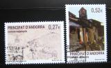 Poštovní známky Andorra Šp. 2004 Umění, Joaquim Mir Mi# 310-11
