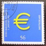 Poštovní známka Německo 2002 Euro Mi# 2234