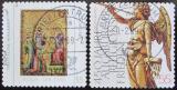 Poštovní známky Německo 2008 Umění Mi# 2700-01