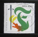 Poštovní známka Německo 2001 Festival draka Mi# 2207