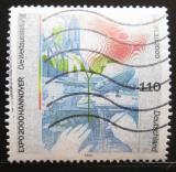 Poštovní známka Německo 1999 EXPO Hanover Mi# 2042