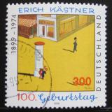 Poštovní známka Německo 1999 Erich Kastner Mi# 2035