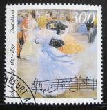 Poštovní známka Německo 1999 Johann Strauss mladší Mi# 2061