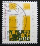 Poštovní známka Německo 1998 Kongres katolíků Mi# 1995