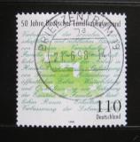 Poštovní známka Německo 1998 Asociace žen Mi# 1988
