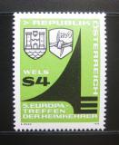 Poštovní známka Rakousko 1979 Váleční vězni Mi# 1615