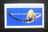 Poštovní známka Rakousko 1979 Šetři energii Mi# 1622