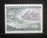 Poštovní známka Rakousko 1979 Kontrola vody Mi# 1611