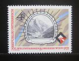 Poštovní známka Rakousko 1979 Dopravní kongres Mi# 1619