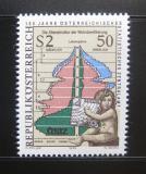 Poštovní známka Rakousko 1979 Statistický úřad Mi# 1607