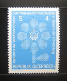 Poštovní známka Rakousko 1979 Vědecká konference Mi# 1616
