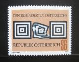 Poštovní známka Rakousko 1978 Pomoc postiženým Mi# 1585