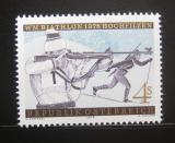 Poštovní známka Rakousko 1978 MS v biatlonu Mi# 1568