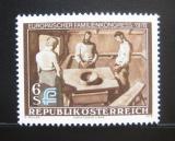 Poštovní známka Rakousko 1978 Kongres rodiny Mi# 1587