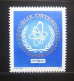 Poštovní známka Rakousko 1977 Atomová energie Mi# 1548