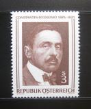 Poštovní známka Rakousko 1976 Constantin Economo, neurolog Mi# 1518