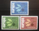 Poštovní známky Portugalsko 1965 Evropa CEPT Mi# 990-92 Kat 25€